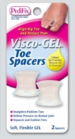 Visco-Gel Toe Spacer (Pack/2)