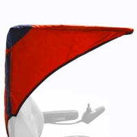 WeatherBreaker Canopy - Cranberry Red - For Product Option