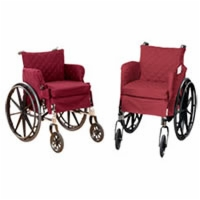 Sure Fit Wheelchair Cover Color - Merlot