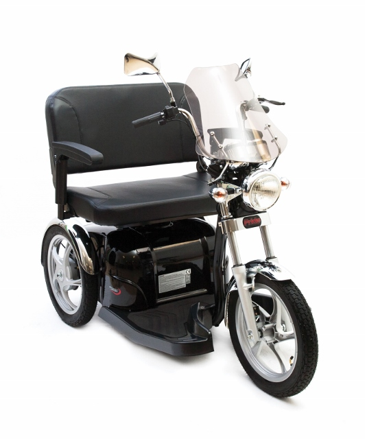 Pride Sport Rider Dual Seat 3 Wheel Mobility Scooter