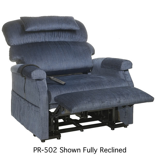 Golden PR-502 Bariatric Lift Chair  sc 1 st  US Medical Supplies : golden recliners - islam-shia.org
