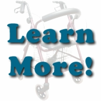 Rollator Walker Information