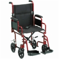 Transport Wheelchairs - Detachable Arms