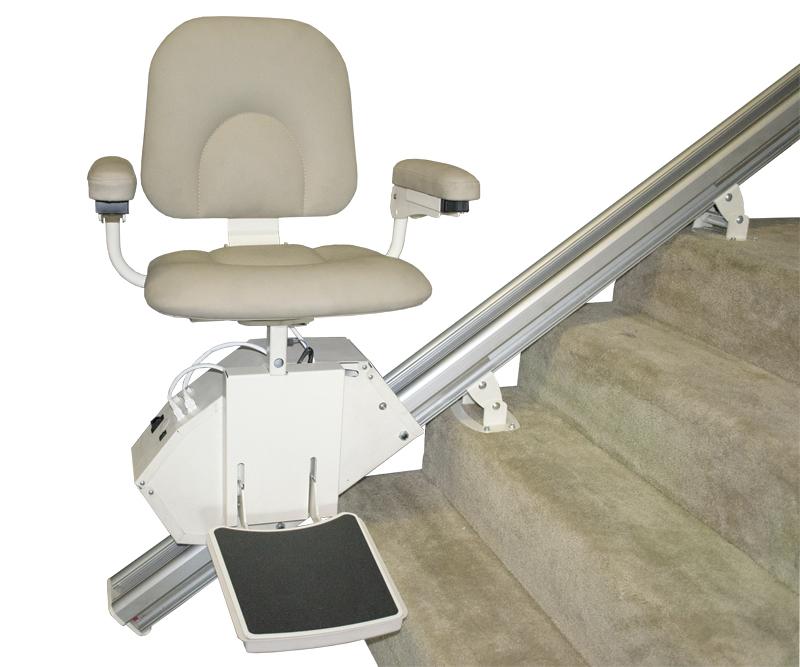 AmeriGlide Rave Stair Lift-Used   US Medical Supplies