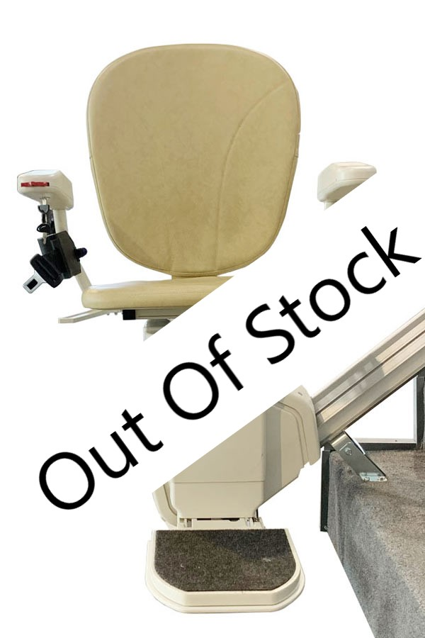 Factory Reconditioned AmeriGlide Horizon Stair Lift | US Medical ...