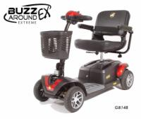 Golden Buzzaround XL-EX 4 Wheel Mobility Scooter