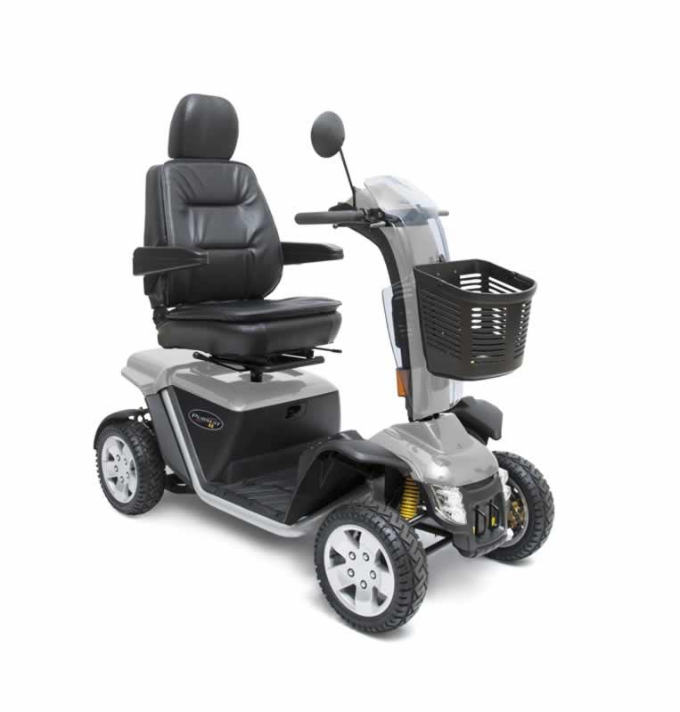 Pride Pursuit Xl Pmv 4 Wheel Scooter
