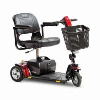 Pride Go-Go Elite Traveller Plus - 3 Wheel Mobility Scooter