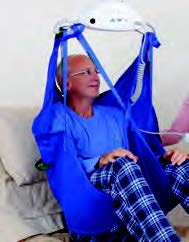 Handicare Universal Sling - No Head Support