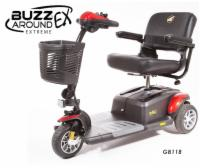Golden Buzzaround XL-EX 3 Wheel Mobility Scooter