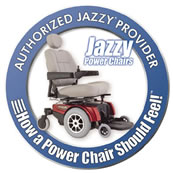 Pride Authorized Jazzy Provider