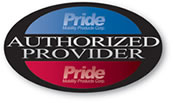 Pride Authorized Provider