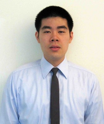 Eugene Chang, winner of the 2011 Medical Professionals of Tomorrow Scholarship