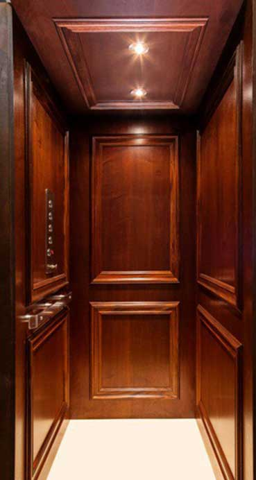 Indoor Elevator Example