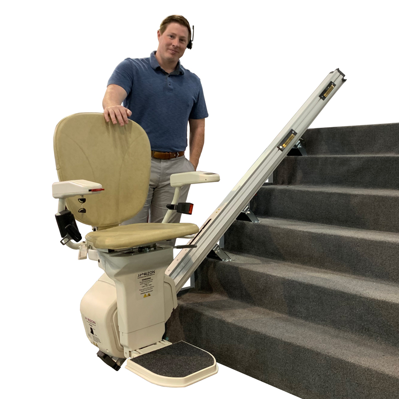 Knowledgeable Stair Lift Staff