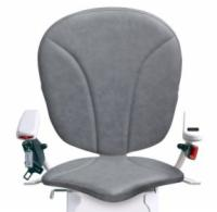 Grey AmeriGlide Platinum Stair Lift Chair Options