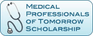 Medical Professionals of Tomorrow Scholarship