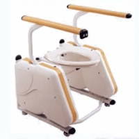 Toilet Seat Lifts by Uplift and Tush Push   US Medical Supplies